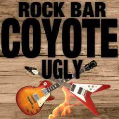 Animación pantalla gigante Coyote Ugly