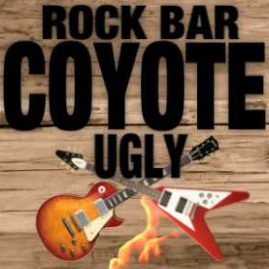 Animación para pantalla gigante para Pub Coyote Ugly