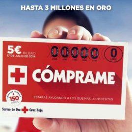 Animación para pantalla gigante para Cruz Roja