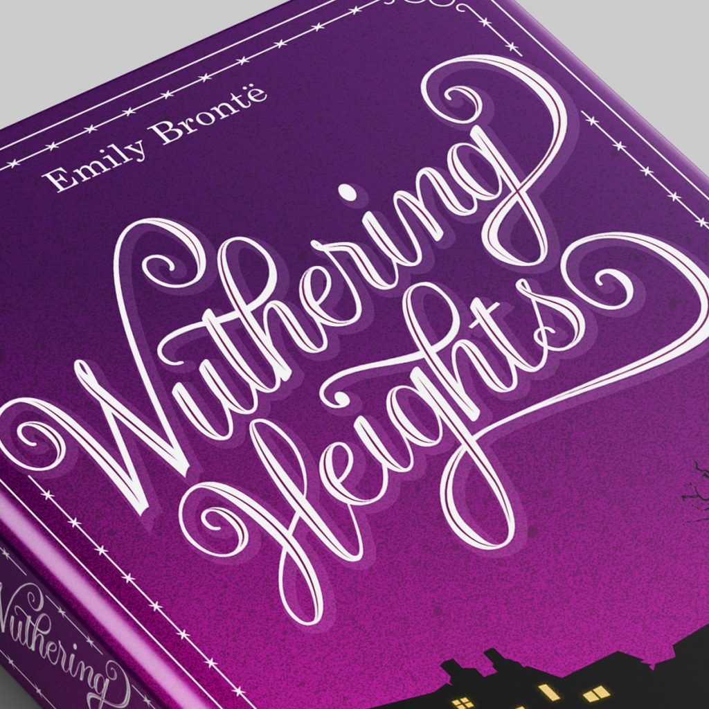 Wuthering Heights book cover detail