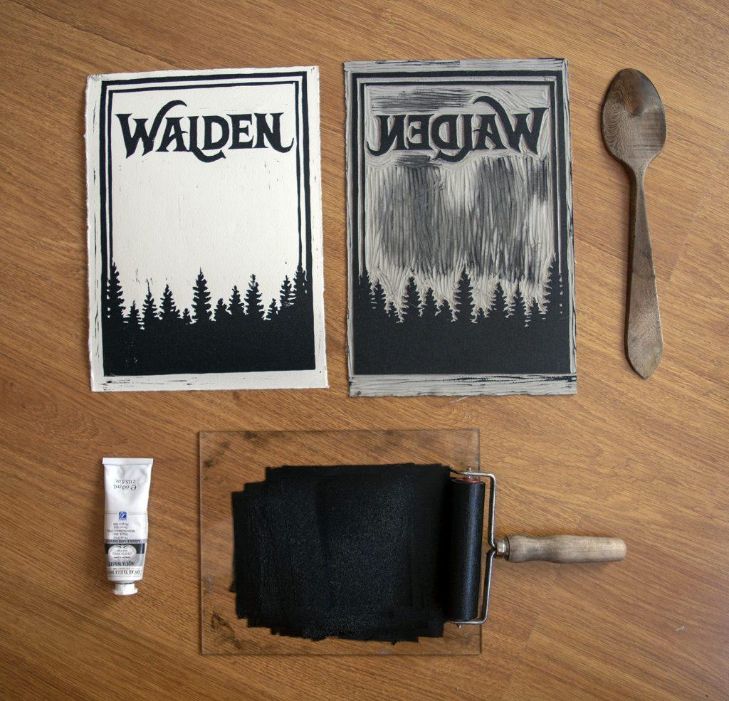 Printmaking Walden